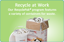 Run Reports with CIMS for RecyclePak