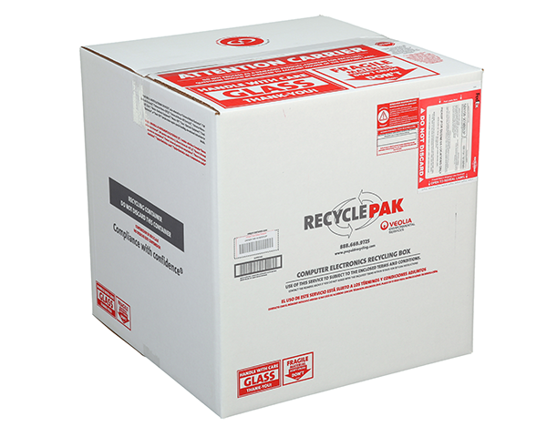 SUPPLY-061- LARGE ELECTRONICS RECYCLING BOX