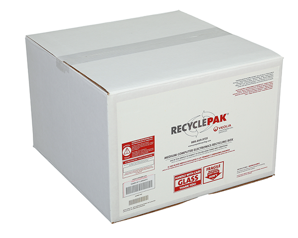 SUPPLY-197- MEDIUM ELECTRONICS RECYCLING BOX